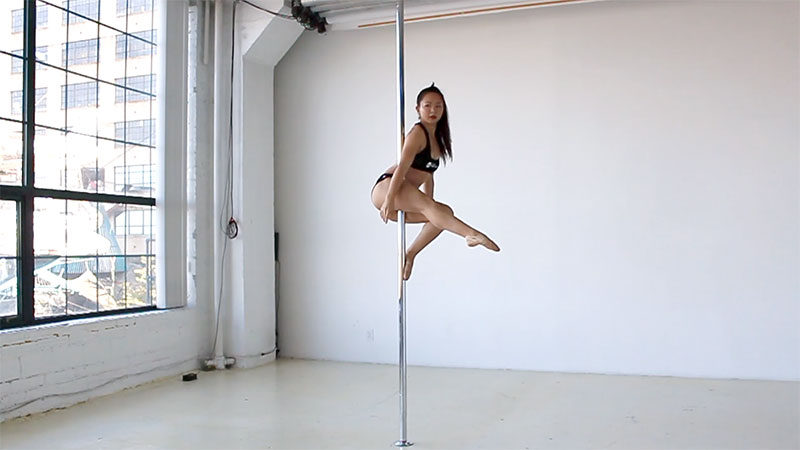 Fairy Sit + Russian Split - Sideways + Cupid + Pole Sit + Chopsticks